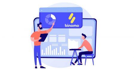 ¿Cuántos tipos de cuentas hay en Binomo?